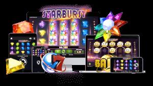 starburst gokkast hacken